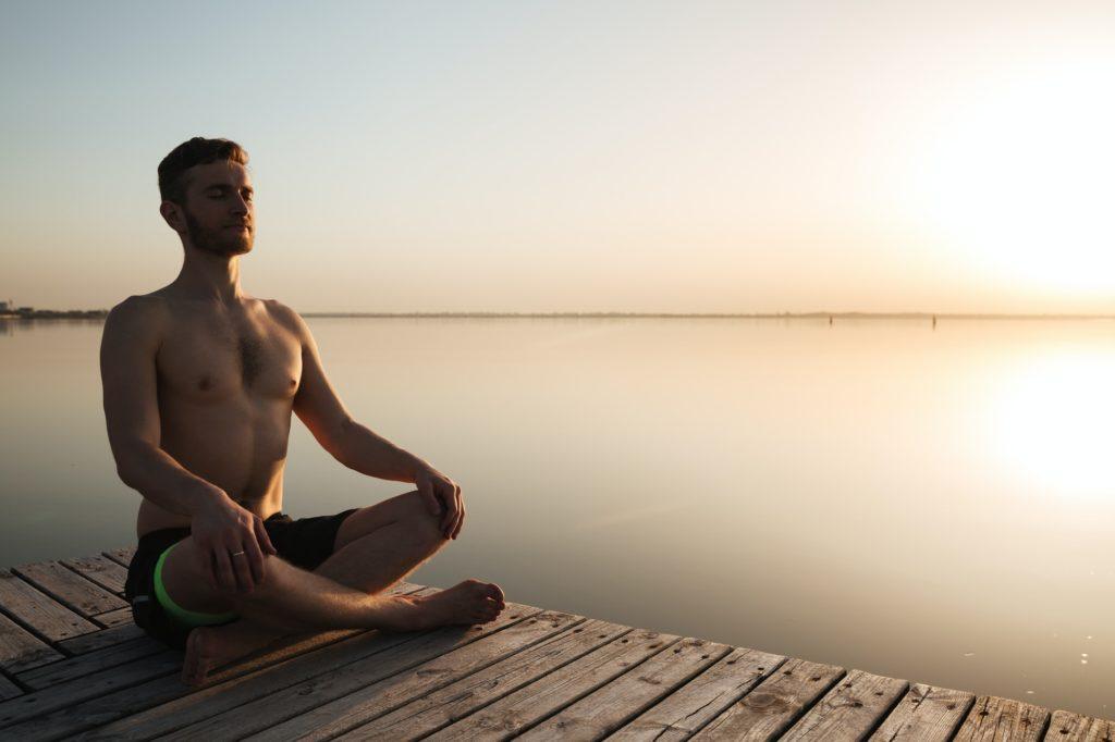 méditation préparation mentale sportive