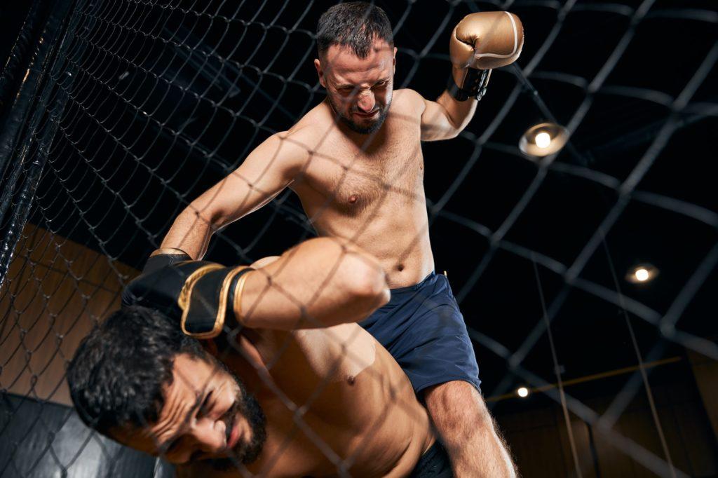 boxeur perd un combat car il a peur
